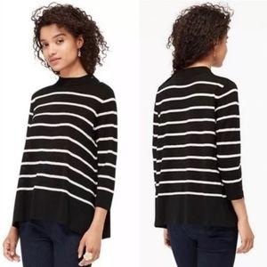 Kate Spade Broome Street Striped Sweater